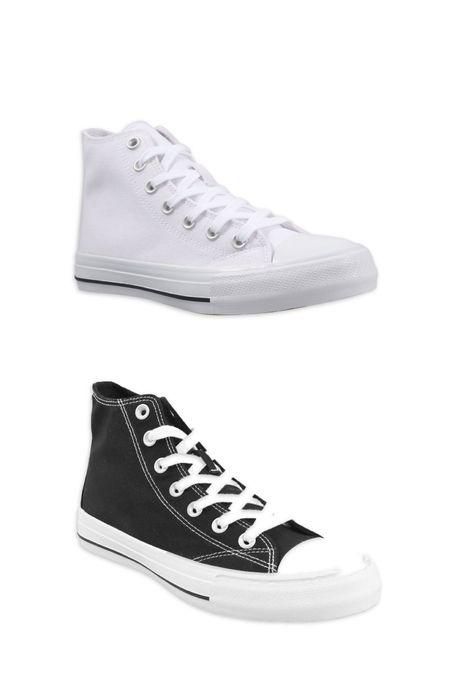 Converse look alike!   #LTKshoecrush #LTKunder50 #LTKsalealert