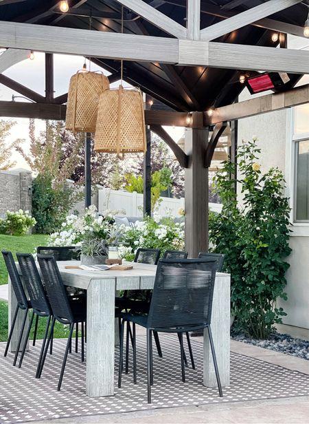 Backyard Gazebo Design.   #LTKSeasonal #LTKunder100 #LTKhome