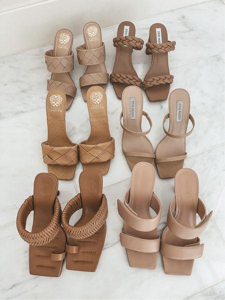 Nude heels   #LTKshoecrush