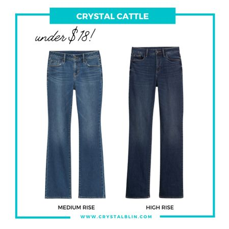 I love these jeans. Comfort, stylish but not so expensive that I don't mind if they get a little dirt on them.
