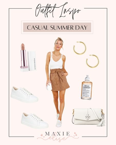 Outfit Inspo For A Casual Summer Day ☀️  #outfitinspo #summeroutfits #outfitideas #summerfashion #reddressboutique #summeroutfitinspo #summeroutfitidea  #LTKstyletip #LTKunder100 #LTKSeasonal