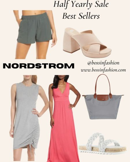 Shop some of my fav best sellers from Nordstrom half yearly sale! I love dresses right now with a nice slip on heel. I am so into comfort right now. #nordstrom #nordstromsale #halfyearlysale #maxidress #comfy #shorts #LTKsalealert #LTKstyletip #LTKshoecrush @liketoknow.it.family You can instantly shop my looks by following me on the LIKEtoKNOW.it shopping app http://liketk.it/3guV0 #liketkit @liketoknow.it