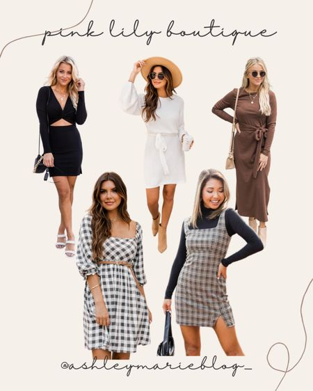 Fall sweater dresses and fall dresses for family photos   #LTKSale #LTKfamily #LTKstyletip