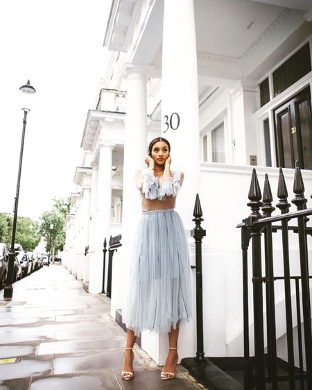 ✨✨ Amal wearing a #top and #skirt by #liketkit  @liketoknow.it  Shop your screenshot of this pic with the LIKEtoKNOW.it app @liketoknow.it.europe  http://liketk.it/2x5Gx