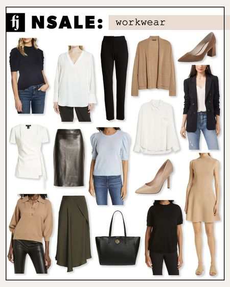 Workwear picks from the #nsale. #nordstrom #anniversarysale #office #work #returntooffice #fashionjackson #liketkit #nordstromsale  #LTKsalealert #LTKunder100 #LTKworkwear
