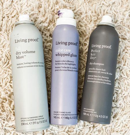 Living proof hair products  #LTKbeauty #LTKunder50 #LTKstyletip