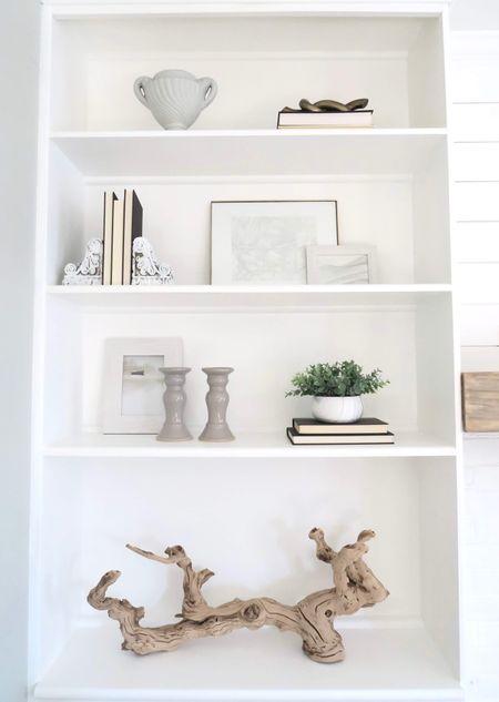 Shelf decor 2021  #LTKunder100 #LTKunder50 #LTKhome