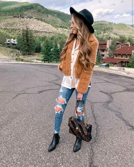 Mark Fisher white leather booties! http://liketk.it/39quH #liketkit @liketoknow.it #LTKSeasonal #LTKstyletip