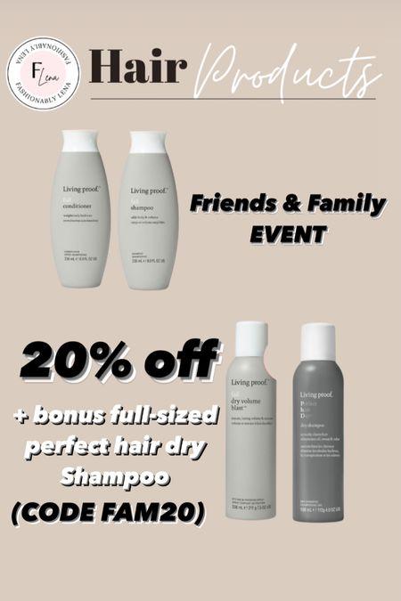 Loving proof big SALE, dry shampoo, hair products   #LTKsalealert #LTKbeauty