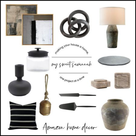Shop my favorites from Amazon!  Home decor, vases, pillows, art, lamps, kitchen accessories and more!   #LTKstyletip #LTKhome