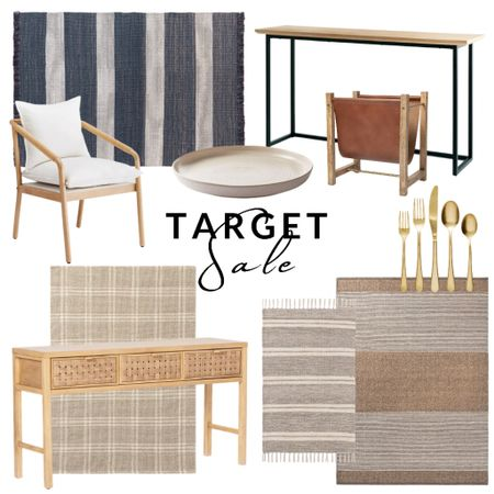 Studio McGee, target, home decor, rugs, console table, chair, silverware    http://liketk.it/3g0Ya #liketkit @liketoknow.it @liketoknow.it.home #LTKsalealert #LTKunder100 #LTKhome