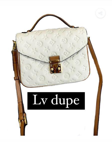 Louis Vuitton dupe   #LTKtravel #LTKstyletip #LTKitbag