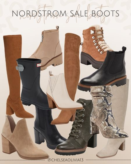 Nordstrom Anniversary Boots For Fall 👢  #nordstromanniversarysale #nordstromboots #fallboots #fallbooties #fallshoes #nordstrom #salealert #nordstromsale #anniversarysale #nsale #nsalefinds  #LTKunder100 #LTKsalealert #LTKstyletip