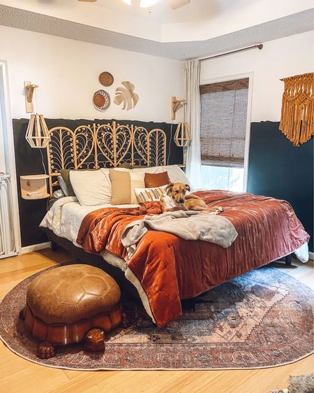 Boho colorful bedroom http://liketk.it/321uD #liketkit @liketoknow.it #StayHomeWithLTK #LTKhome #LTKfamily @liketoknow.it.home You can instantly shop my looks by following me on the LIKEtoKNOW.it shopping app