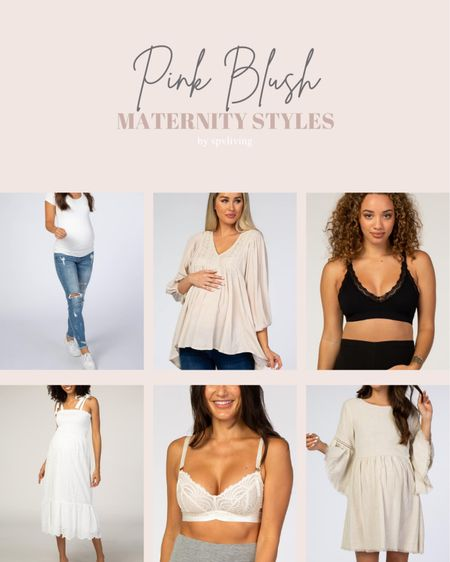 Pink Blush is currently having a 25% off sale with code: XOXOPB   #LTKbaby #LTKbump #LTKfamily