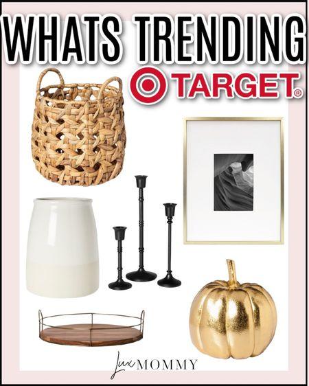 Trending items at Target!  #LTKSeasonal #LTKhome
