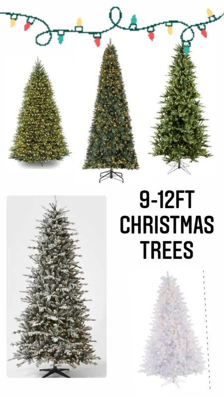 9 ft Christmas tree 10 ft Christmas tree 11 ft Christmas tree 12 ft Christmas tree   #LTKhome #LTKHoliday #LTKstyletip