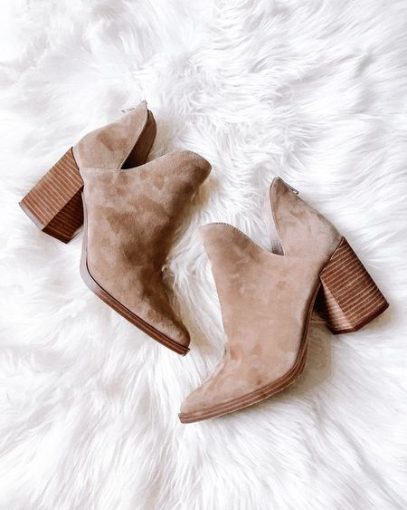 Back in Stock! My favorite booties from the #NSALE! They fit TTS and are SO comfortable. I wore them to dinner and walked 1.5 miles home in them and had zero issues! #nordstromanniversarysale #anniversarysale #fallfashion #nordstrom #fashionjackson #liketkit  #LTKsalealert #LTKunder100 #LTKshoecrush