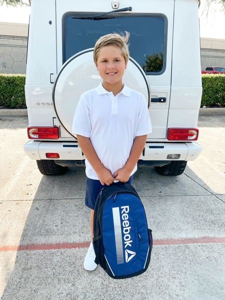 Back to school with Walmart for the win!!!💙🎉 Stocked up on all the boys fav pieces for this school year!