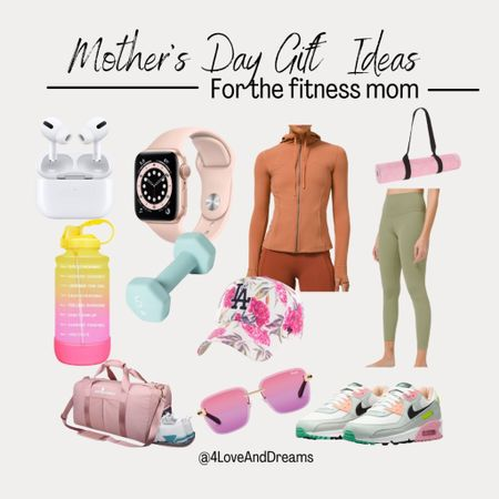 Mother's Day gift idea. Gift ideas. Fit mom. Fit girl.   #LTKfit #LTKfamily #LTKunder50