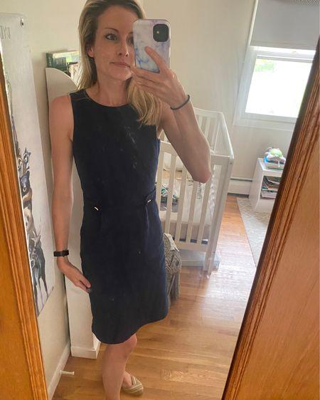 Loving this work dress from Jcrew Factory! http://liketk.it/3kcP0 #liketkit @liketoknow.it #LTKunder50 #LTKstyletip #LTKunder100 @liketoknow.it.family