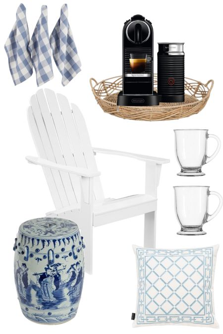 Self Care September! Sharing some of my favorites from @walmart ! #ad   I love drinking my coffee on the patio on cool mornings!  #WalmartHome   #LTKhome
