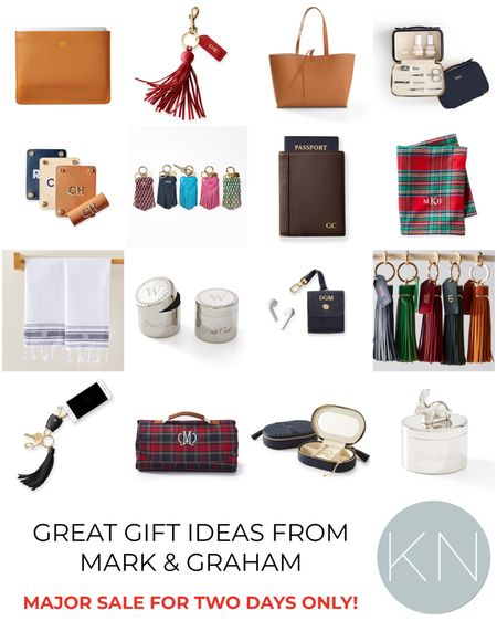 Mark & Graham gift and stocking stuffer ideas are on major sale — extra 20% off and free shipping with code WAREHOUSE. Christmas gift girl gift key fob travel accessories monogram keepsake gift   #LTKsalealert #LTKunder50 #LTKGiftGuide