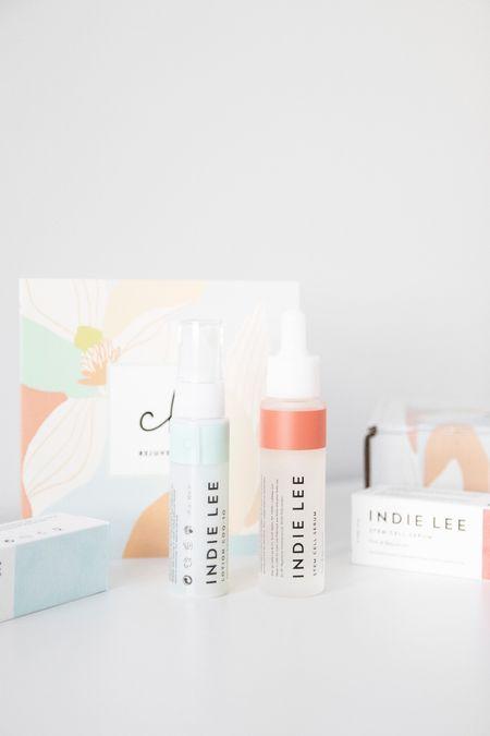 Indie Lee #organicskincare babies from the Clean Beauty Box http://liketk.it/3bdt6 #liketkit @liketoknow.it #LTKbeauty @liketoknow.it.home