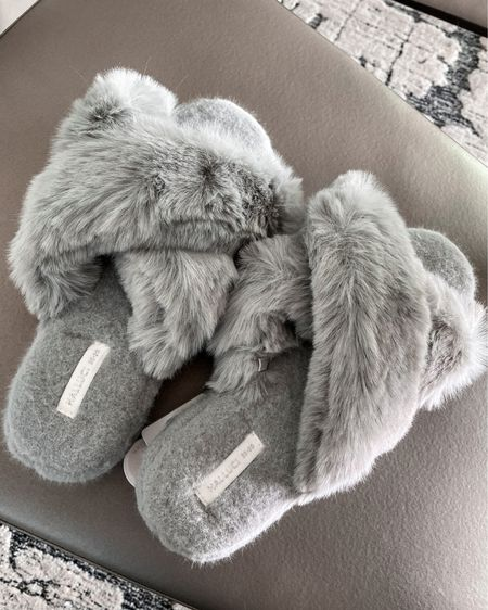 Here's a great gift idea for under $30. These fuzzy house slippers are open top but still so warm and cozy. They are very soft and the perfect house shoe. They have several colors. I would recommend sizing up because my normal size was too small and now i need to exchange them for a bigger size. These slippers are under $50 and a great stocking stuffer, gift for girls gift idea for mom and many more. http://liketk.it/33ckp #liketkit @liketoknow.it #StayHomeWithLTK #LTKgiftspo #LTKunder50