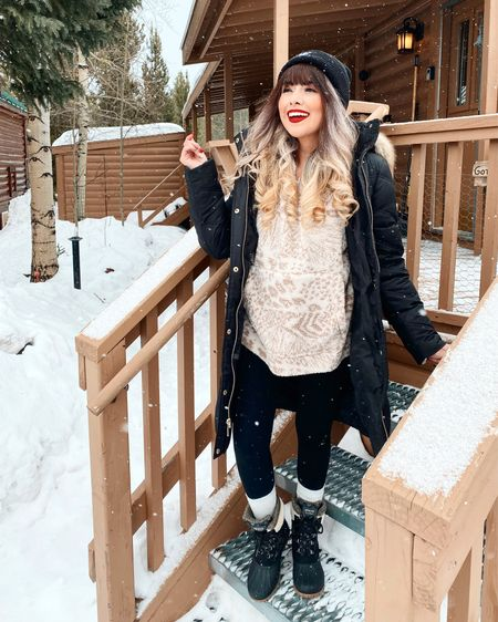 Why hello there, winter wonderland ✨ The hubby and I are in Colorado, because it's winter season and that means - it's skiing season up in the mountains! Anybody else love to ski as well?! It's our second day and we are absolutely loving it! ⛰✨  http://liketk.it/384as #liketkit @liketoknow.it @liketoknow.it.home #LTKstyletip #LTKSeasonal #LTKunder100 You can instantly shop my looks by following me on the LIKEtoKNOW.it shopping app