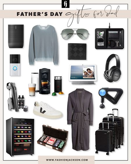 Father's Day gifts for dad! #giftguide #giftforhim #wine #coffee #techgifts #fashionjackson http://liketk.it/3gPoR #liketkit @liketoknow.it #LTKmens