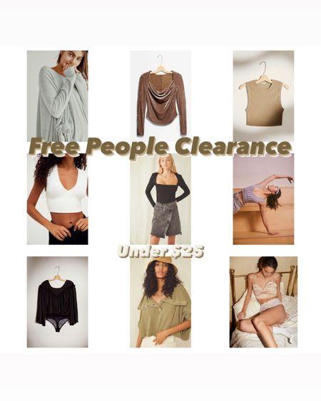 Free People pieces under $25 !!! http://liketk.it/3994d #liketkit @liketoknow.it #LTKunder50