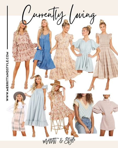 Neutral fall staples dresses to wear to a baby shower   #LTKwedding #LTKbump #LTKunder50
