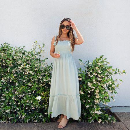 Perfect Flowy and casual summer dress from #morninglavender http://liketk.it/2PI7k #liketkit @liketoknow.it