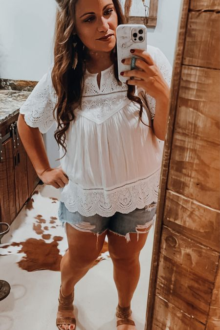 Quick summer outfit!    #LTKfit #LTKbeauty #LTKstyletip