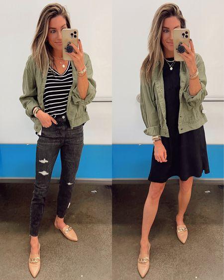 Fall styles   teacher outfit options.  Wearing xs  Love this green jacket!    http://liketk.it/3jLce @liketoknow.it #liketkit #LTKworkwear #LTKstyletip #LTKunder50