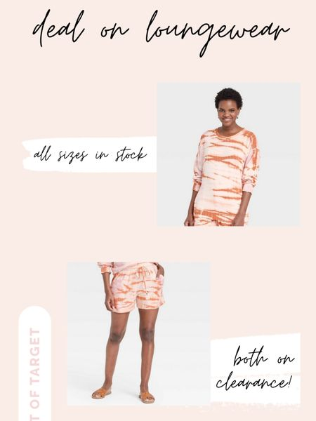 Summer loungewear on sale!   #targetrun #targetdeal #targetstyle @liketoknow.it #liketkit http://liketk.it/3gXGM