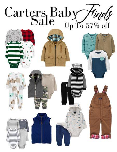 Carter's baby, baby clothes, baby boy clothes for fall   #LTKbump #LTKsalealert #LTKbaby