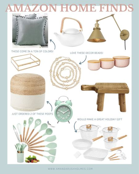 Amazon home finds are my favorite! I have a feeling you guys are going to love this fall home decor!   #LTKsalealert #LTKhome #LTKunder100