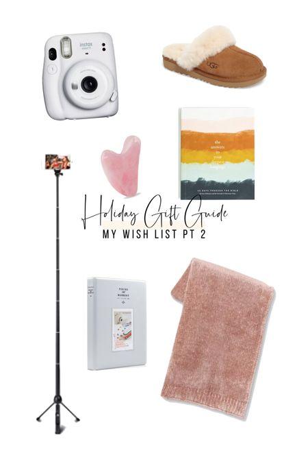 Holiday Gift Guide : My Wishlist pt 2🎄   #StayHomeWithLTK #LTKgiftspo #LTKunder100