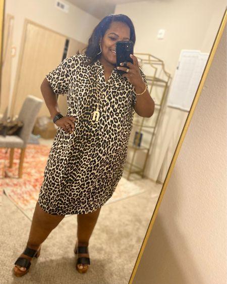 Give me all the leopard print vibes! Wearing a Large. http://liketk.it/3hovv #liketkit @liketoknow.it #LTKsalealert #LTKunder50 #LTKstyletip