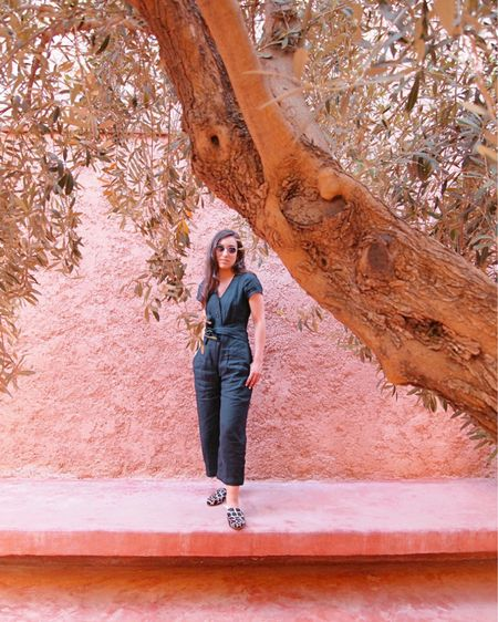 A year ago in a linen jumpsuit in the magically Marrakech ✨  ——————————————————————————-  You can find out where everything in this pic is from and shop it in 2 quick steps: 1️⃣ Download the @liketoknow.it app and follow me! 2️⃣ screenshot this pic and you'll automatically get an email sharing where everything is from and be able to shop directly!  ——————————————————————————-   http://liketk.it/2Ps3R #liketkit @liketoknow.it.europe #LTKbrasil #LTKstyletip #LTKtravel #marrakech #travel #linen #summerlinen #linenjumpsuit #summerwear #summeroutfit