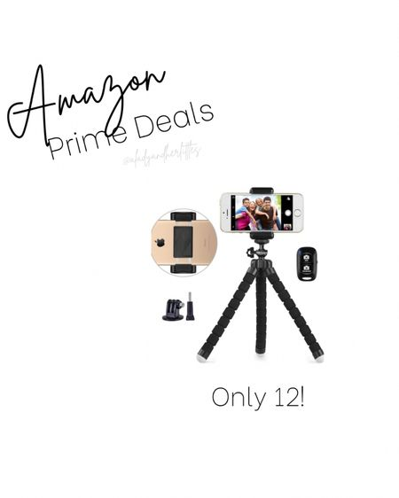 Phone tripod, amazon deals, tech finds, family adventure must haves, family travel finds, tripod for phones, summer must haves, prime day deals.   http://liketk.it/3id3w #liketkit #LTKsalealert #LTKtravel @liketoknow.it