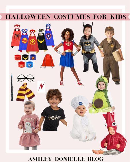 Halloween costume ideas for kids!   #LTKSeasonal #LTKkids #LTKbaby