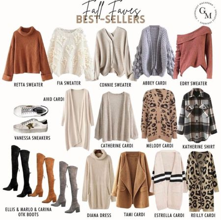 Sweaters, cheetah sweaters, over the knee boots, cardigans, plaid shirts, flannel, cozy cardigans, cozy sweaters, cream sweater, fall jackets, fall sweaters, fall outfits, fall must haves, booties, brown boots, black boots  #LTKstyletip #LTKsalealert #LTKshoecrush