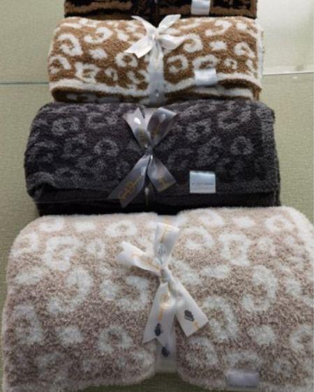 Leopard throw blankets on sale http://liketk.it/3hs4P #liketkit @liketoknow.it #LTKunder100 #LTKsalealert #LTKhome