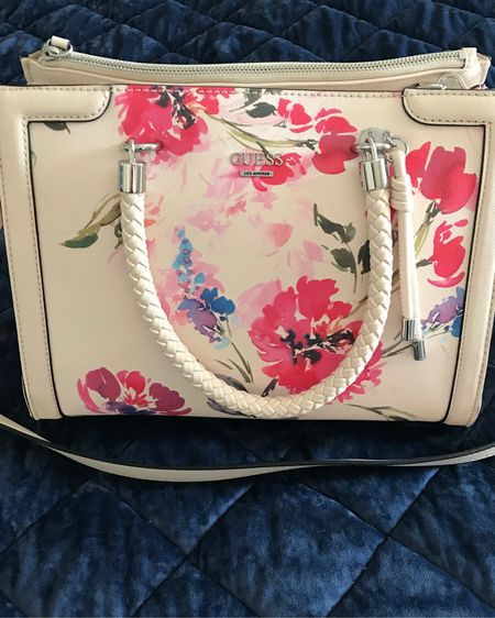Found the prettiest spring handbag at T.J. Maxx.  Would be perfect for any Easter outfit!  Download the LIKEtoKNOW.it shopping app to shop this pic via screenshot   #LTKitbag #LTKstyletip #LTKspringoutfit #LTKEasteroutfit #liketkit @liketoknow.it http://liketk.it/3bDnl