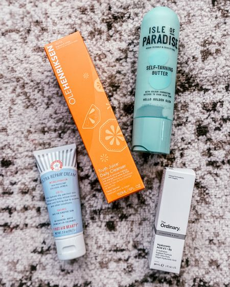 Skincare favorites for spring! And a new self tanner from isle of paradise! http://liketk.it/3bEOJ #liketkit #LTKbeauty #LTKunder50 #LTKSpringSale @liketoknow.it @liketoknow.it.home Follow me on the LIKEtoKNOW.it shopping app to get the product details for this look and others