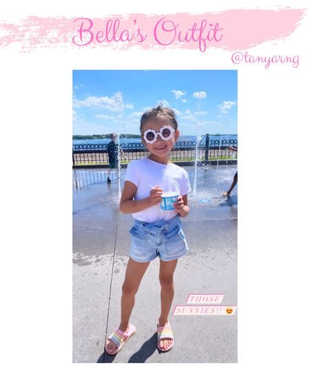 Girls outfit http://liketk.it/3gAj3 #liketkit @liketoknow.it #LTKkids #LTKfamily #LTKunder50 @liketoknow.it.family