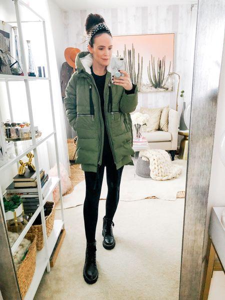 Amazon puffer coat